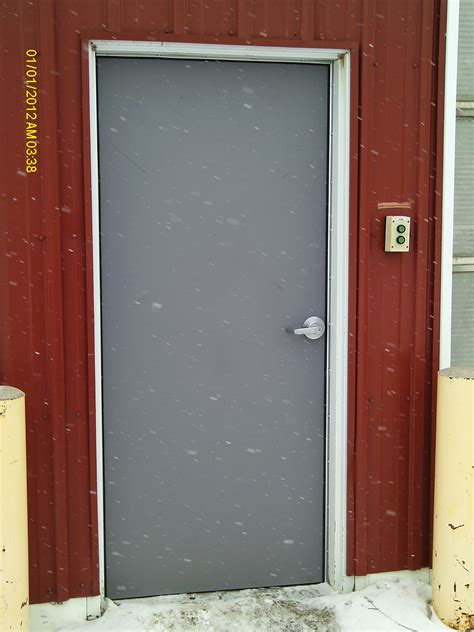 Exterior Metal Doors Commercial Commercial Exterior Metal Doors Home Interior Furniture