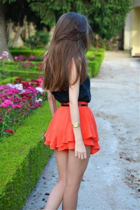 extreme micro mini skirts tumblr skirt black mini skirt red skirt red outfit belt
