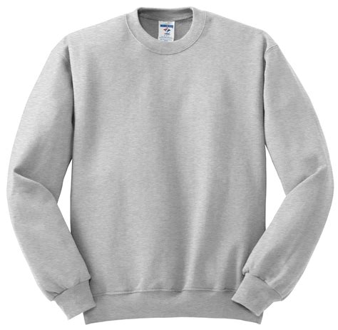 jerzees 174 nublend 174 crewneck sweatshirt 562m supply theory