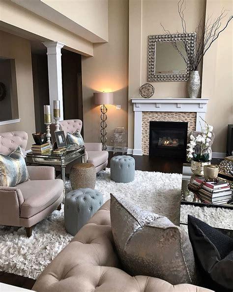 chic living room decorating ideas  design  chic