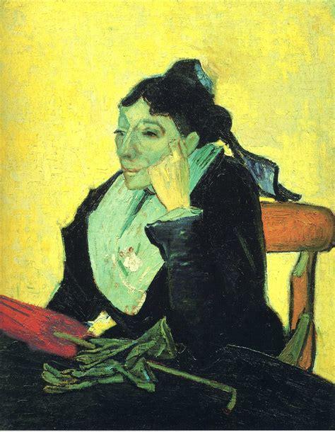 Gogh L portrait of madame ginoux l arlesienne vincent