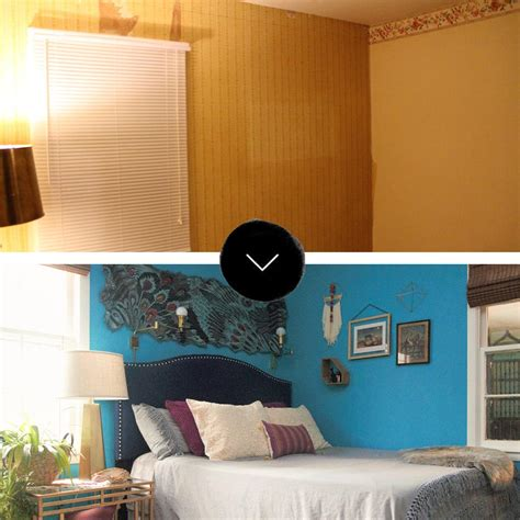 design sponge bedroom design sponge bedrooms before after a bedroom goes from