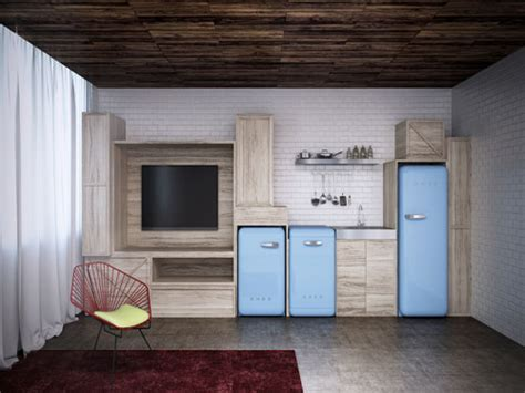 Kitchen Remodeling Ideas For A Small Kitchen small smeg refrigerators kitchen decorating ideas