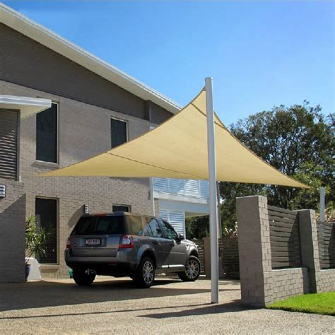home car parking shade sail shengzhou sanjian netting co