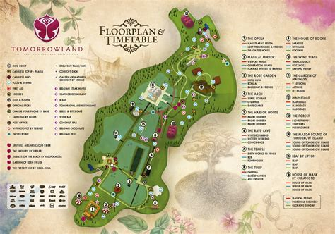 tomorrowland belgium map tomorrowland 2016 live sur