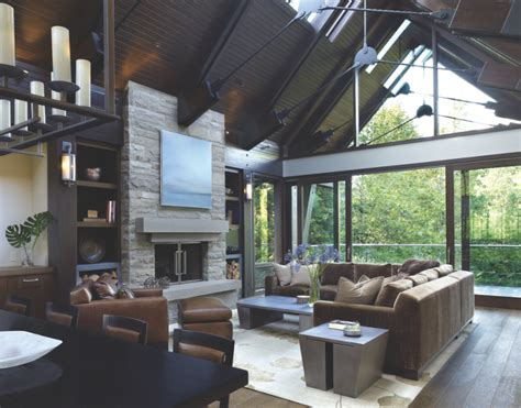 Mountain Home Interior Design Ideas 18 Modern Houses In The Small Ski Chalet Plans Luxamcc