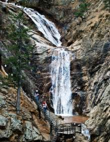 Colorado Springs Stairs by Seven Falls Colorado The Centennial State Pinterest