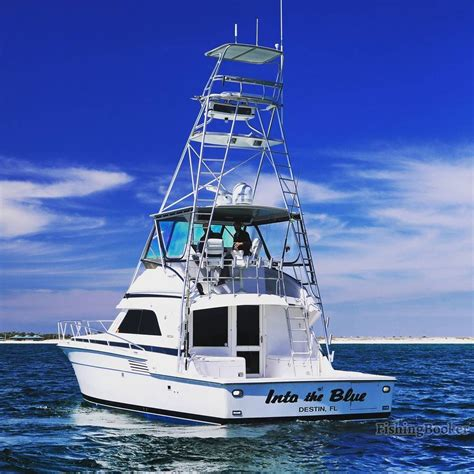 charter boat into the blue destin charter boat into the blue destin fl fishingbooker