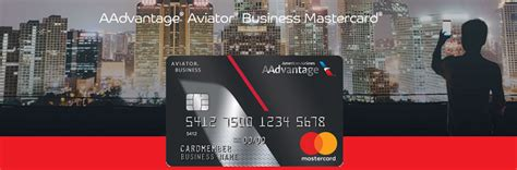 Aa Aviator Business Card