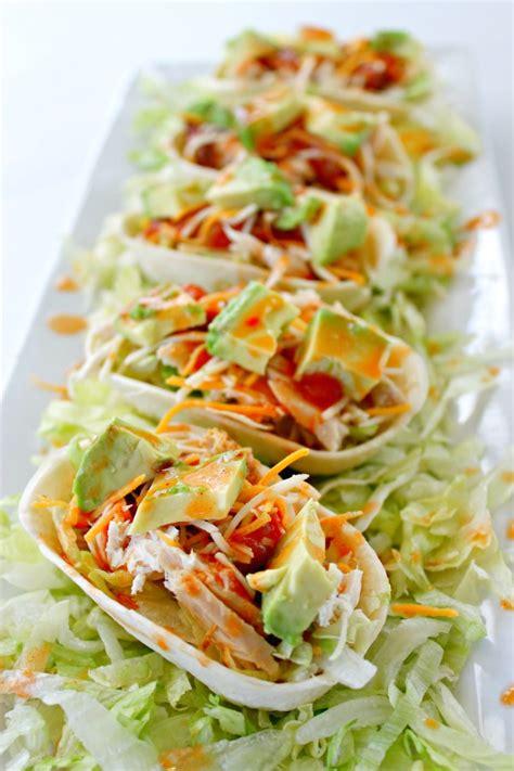 taco boats recipe chicken sriracha chicken tacos boats mom 4 real