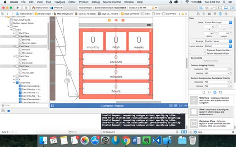xcode layout constraints tutorial ios having trouble with autolayout xcode constraints