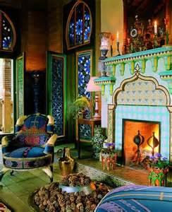 moroccan colors decorating boho decor bliss bright color hippie bohemian