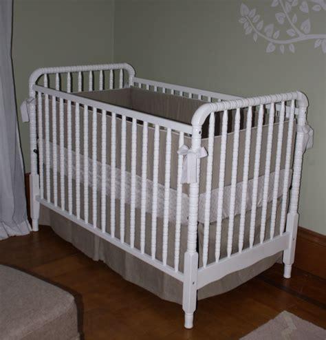 Creations Crib by Crib Skirt And Bumper Pad Flanagan Creations