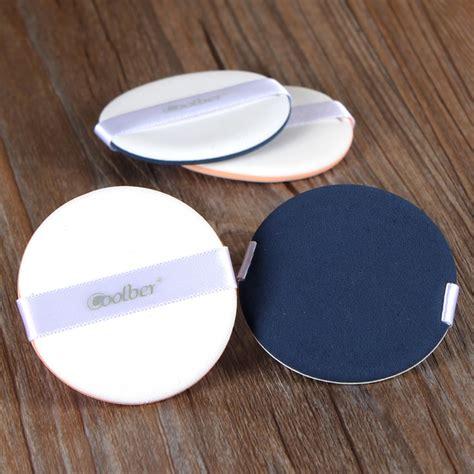 Vdl Compact Powder Puff 2pcs 2pcs bag nbr compact powder puff for concealer air cushion