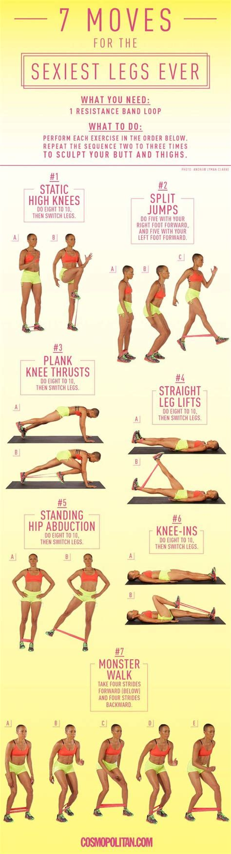 7 Leg Strengthening Exercises 7 exercises for the sexiest legs health fitness