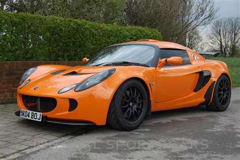 how petrol cars work 2004 lotus elise electronic toll collection exige 190 for sale with jon seal sportscars ltd