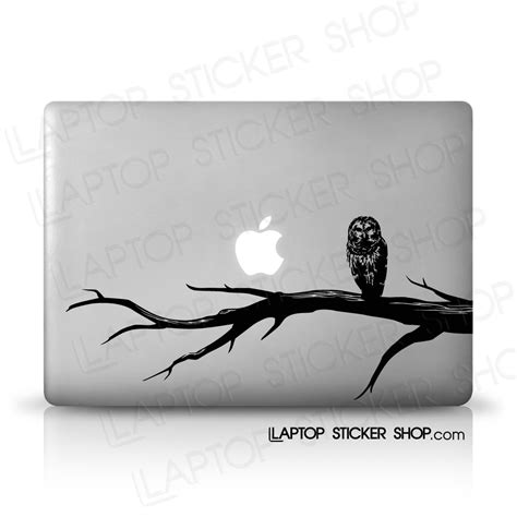 Laptop Aufkleber Kaufen by Wise Owl Decal Laptop Sticker Shop Buy Cheap And