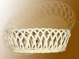 Keranjang Rotan Mobil Car Rattan Basket log rattan basket oval her wicker supplier manufacturer