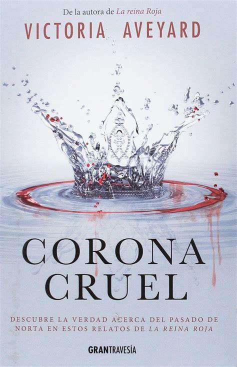la corona maldita the damned crown libro de texto para leer en linea leer es cultura saga la reina roja victoria aveyard pdf