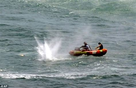 fishing boat death nz swimmer mauled to death by great white shark on new