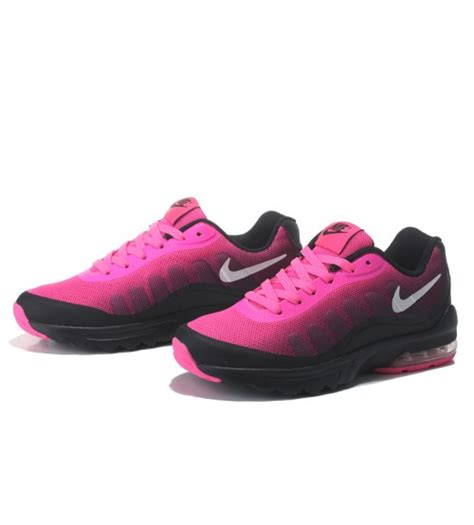 nike air max 95 s running shoes pink black