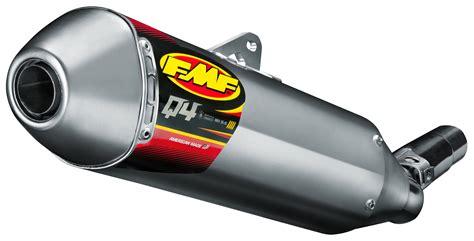 Ktm 500 Exc Exhaust Fmf Q4 Hex S A Slip On Exhaust Ktm 350 Exc F 500 Exc F