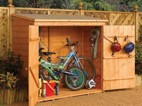outdoor storage ideas  pool toys garden tools