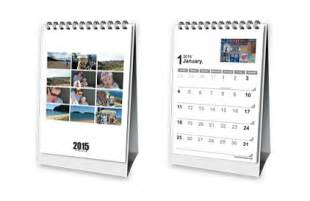 Small Desktop Calendar 2015 Personalized Photo Albums Cards And Canvas Perfect Album