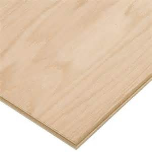 plywood home depot columbia forest products 3 4 in x 2 ft x 4 ft purebond