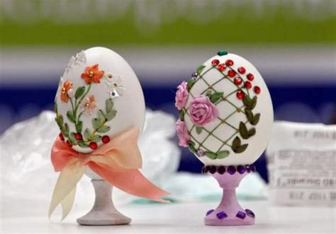 craft gift ideas for adults 1000 images about embroidered eggs on
