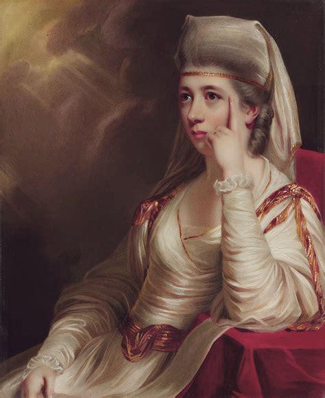 countess spencer margaret georgiana countess spencer n 233 e poyntz by henry bone after sir joshua