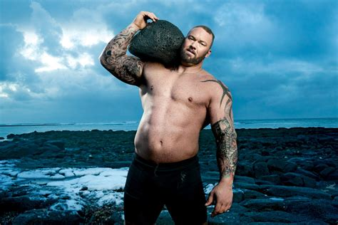 Teh Mountea the mountain from of thrones explains how he got so damn big gq