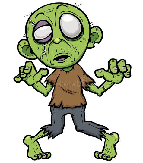 imagenes zombies animados zombie stock vector illustration of zombie horror dead