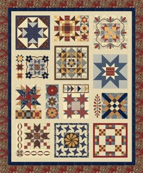 Fav Quilts by Favorite Things Quilt Pattern