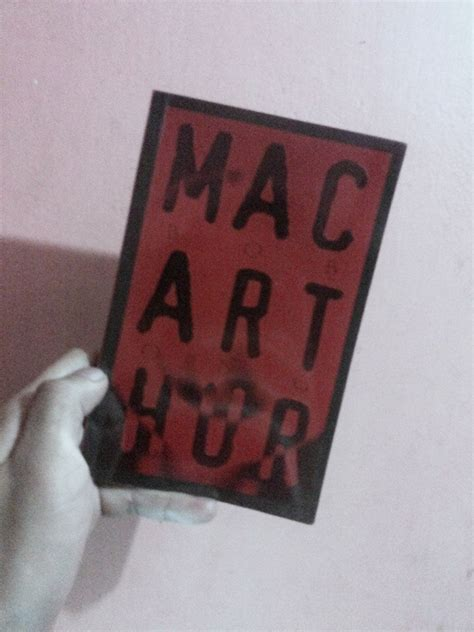 Bob Ong Macarthur Book Report by My Thoughts About Macarthur By Bob Ong Book Review 53 Bongbongbooks