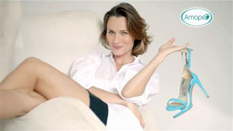 Amope Spokesmodel | amope pedi perfect tv spot for beautifully smooth skin
