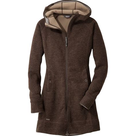 Fleece Coat outdoor research salida fleece hooded jacket