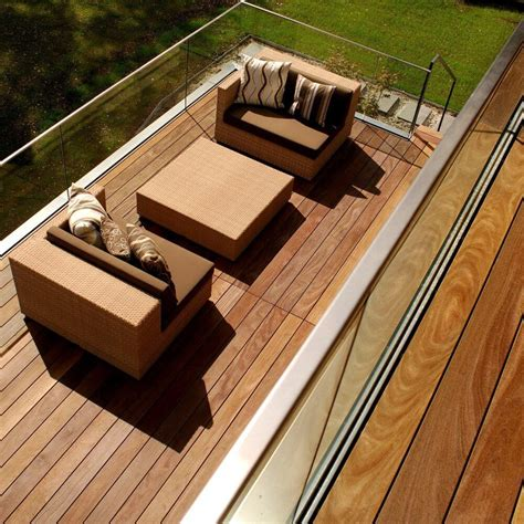 terrasse teak cumaru terrassendielen kaufen 120mm glatt gehobelt fsc