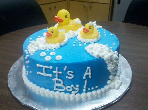 Baby Shower Duck Cakes by Duck Baby Shower Rubber Ducky Cake Baby Shower