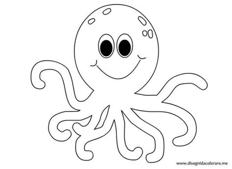 Coloring Page Octopus by Octopus Free Coloring Pages