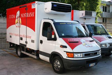 cucina nostrana pubblicit 224 su automezzi camion publiremor venezia
