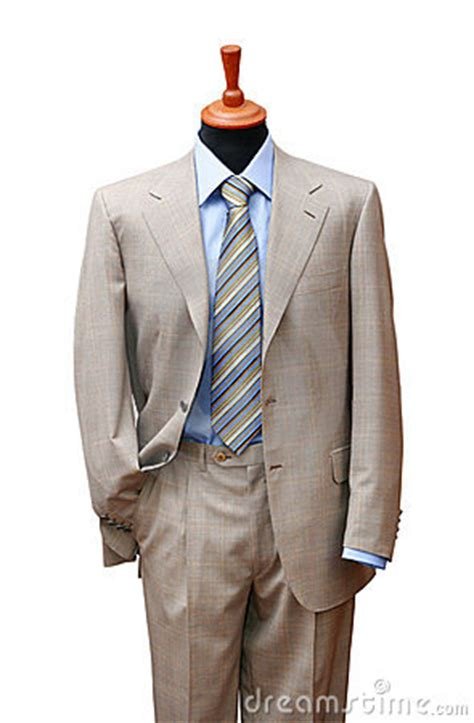 posh suit  shop mannequin stock images image
