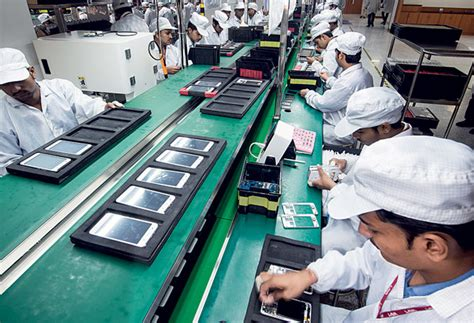 Light Manufacturing Companies India Set To Become A Phone Manufacturing Powerhouse