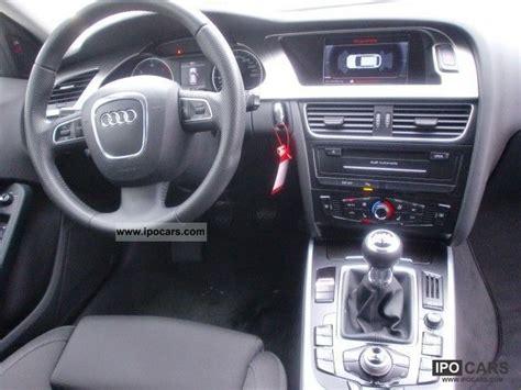 old car repair manuals 2010 audi a4 navigation system 2010 audi a4 avant 2 0 tdi ambition navi xenon asa car photo and specs