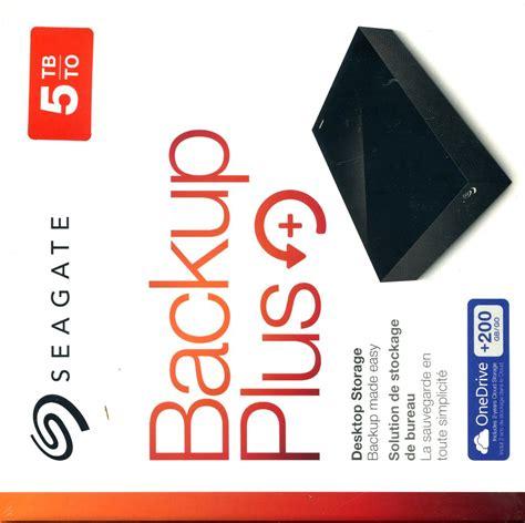 Seagate Backup Plus 4 Tb Portable Hd seagate backup plus desktop v2 5 tb external stdt5000100