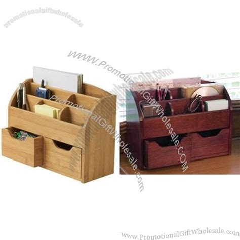 Cherry Desk Organizer Bamboo Or Cherry Space Saving Desk Organizer Made In China 331373939