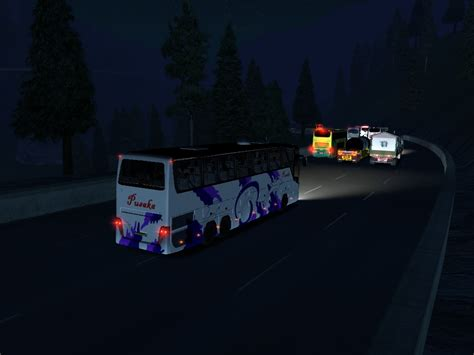 mod game haulin bus indonesia game 18 wheels of steel haulin with mod bus indonesia