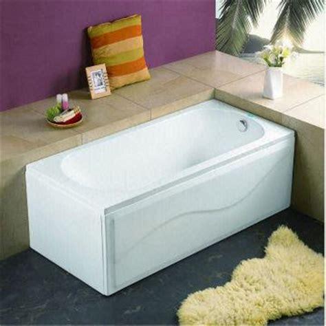 double apron bathtub 2 2 150b acrylic double apron bathtub soaking bathtub