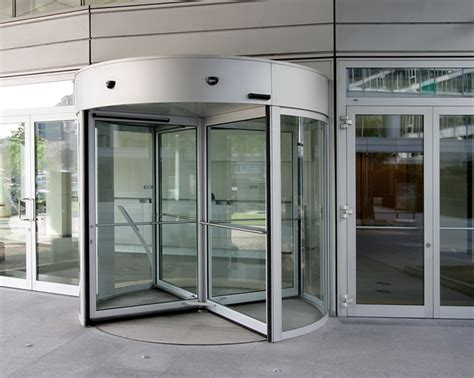 standard revolving door automatic doors bangkok thailand