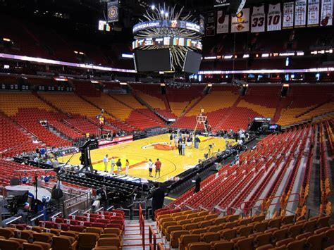 miami heat stadium seating capacity 9 best tourist attractions in miami travelbrochures